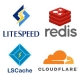 litespeed-redis-lscache-cloudflare